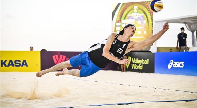 Beach volley, World Tour 2021 Cancun2. Windisch/Cottafava e Abbiati/Andreatta si fermano a un passo dal main draw