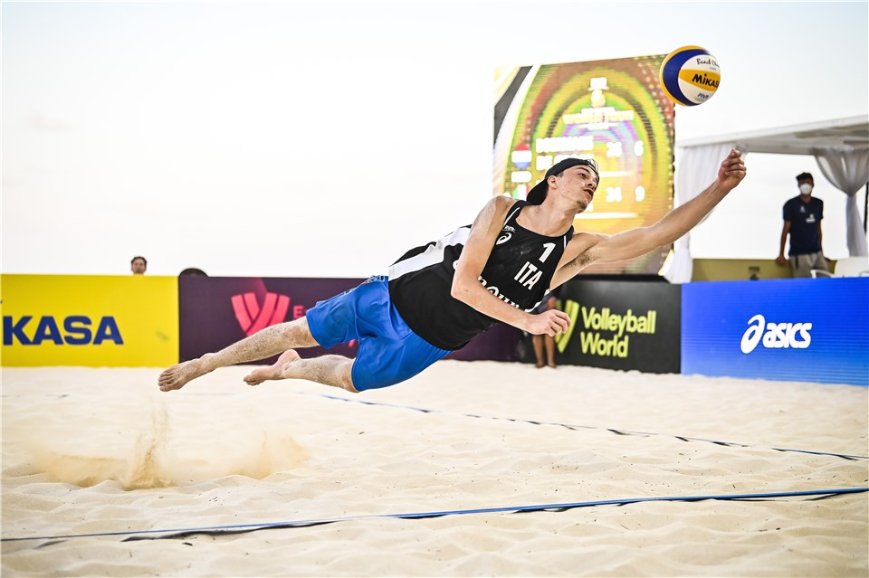 Beach volley, World Tour 2021 Cancun2. Windisch/Cottafava e Abbiati/Andreatta si fermano a un passo dal main draw