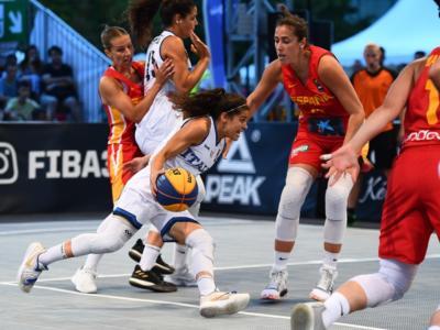 Basket 3×3, Preolimpico Graz 2021: il calendario completo maschile e femminile. Programma, orari, tv, streaming