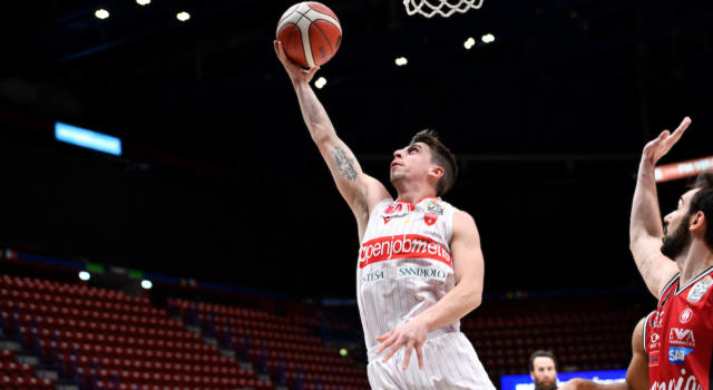 Basket, Serie A 2021: Milano-Varese 81-83. Vittoria ospite ...