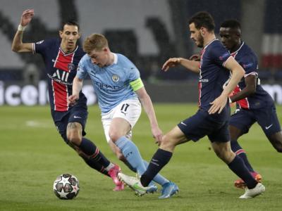 LIVE Manchester City-PSG 2-0, Champions League in DIRETTA: la doppietta di Mahrez spedisce gli inglesi in finale