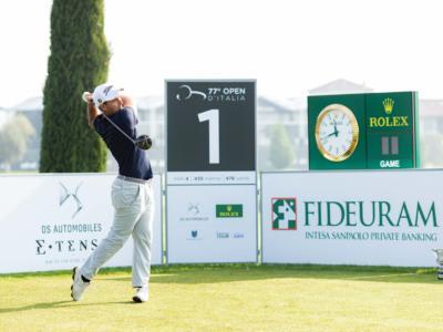 Golf: Edoardo Molinari in lotta per la vittoria al Porsche European Open. Southgate e Antcliff al comando dopo due giri