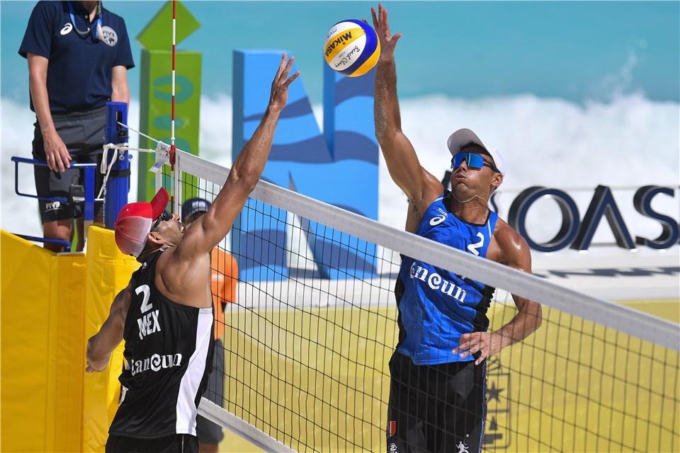 Beach volley, World Tour 2021 Cancun1. Azzurri in campo nel pomeriggio nelle finali dei gironi