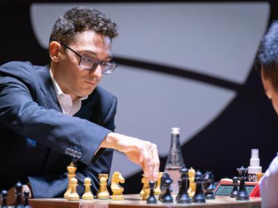 Scacchi: Nepomniachtchi-Caruana, il Torneo dei Candidati 2021 forse alla sfida decisiva. 11° turno dopo il giorno di riposo