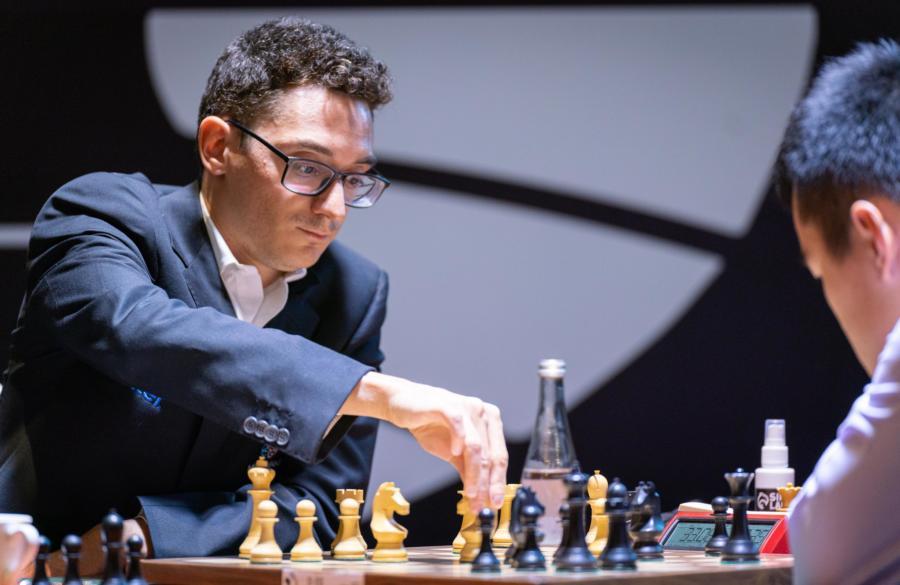 Scacchi: Nepomniachtchi Caruana, il Torneo dei Candidati 2021 forse alla sfida decisiva. 11° turno dopo il giorno di riposo