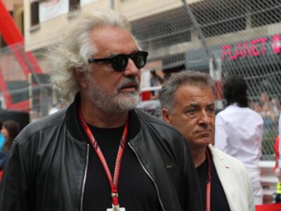 F1, il ritorno di Flavio Briatore nel Circus: un ruolo diverso e di gestione dell'intrattenimento nel paddock