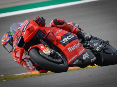 MotoGP, GP Francia: i precedenti della Ducati e di Francesco Bagnaia a Le Mans