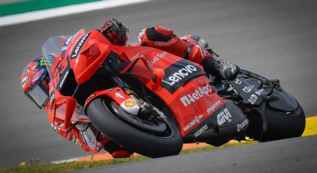 MotoGP, Bagnaia e Morbidelli brillano nelle FP3. Valentino Rossi e Marc Marquez fuori dalla Q2!