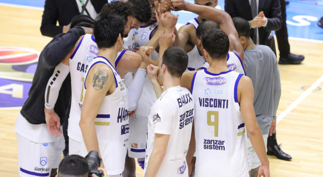 Basket: Brindisi isolata per 10 giorni dopo i nuovi positivi al Covid-19. Rischio caos finale di stagione regolare