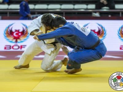 Judo, Fabio Basile domina il Grand Slam di Antalya e ipoteca il pass olimpico! Super Parlati nei -81 kg, è secondo