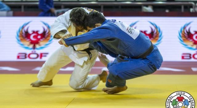 Judo, Olimpiadi Tokyo: Fabio Basile non fa l'impresa con Changrim An ed è eliminato al debutto nei 73 kg