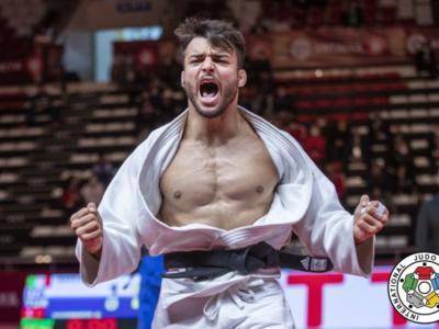 """Judo, Fabio Basile: """"Non c'è tempo per festeggiare. Ho una missione da compiere e la strada è ancora lunga…"""""""