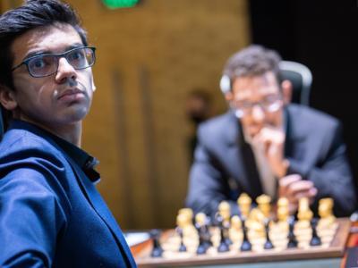Scacchi: Anish Giri da urlo, batte Caruana con il Nero, ma Nepomniachtchi risponde! Torneo dei Candidati 2021, giornata da brividi