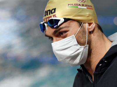 """Nuoto, Gregorio Paltrinieri: """"Voglio variare il mio piano tattico. In Nazionale ci si carica a vicenda"""""""