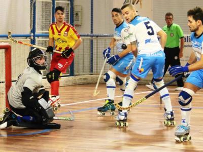 Hockey pista, Serie A1: i preliminari dei playoff scudetto si aprono con la vittoria del Sandrigo
