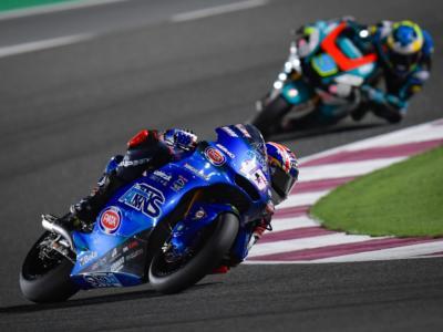 Moto2, Joe Roberts è il più rapido in FP1 a Portimao davanti a Gardner e Fernandez. Lontano Marco Bezzecchi