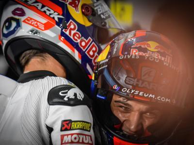 "MotoGP, Jorge Martin: ""Un terzo posto splendido al termine di una bella gara. La mia dedica va a Fausto Gresini"""