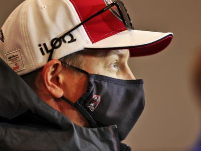 """F1, Kimi Raikkonen: """"Oggi non è successo molto, come spesso capita qui a Montecarlo"""""""