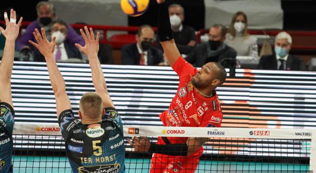 Volley, finale play-off Superlega 2021, gara2. Perugia, senza Heynen, è già spalle al muro ma Civitanova è in forma