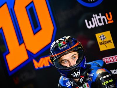 """MotoGP, Luca Marini: """"Grandissimo risultato, siamo molto contenti: possiamo fare grandi cose!"""""""