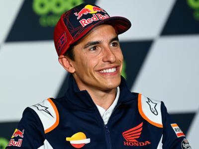 """MotoGP, Marc Marquez: """"La velocità c'è, tempi impressionanti. Vediamo come reagirà il braccio"""""""