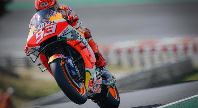 """MotoGP, Marc Marquez: """"Potrei ritirarmi in gara. Mi manca la forza, i dottori me l'avevano detto"""""""
