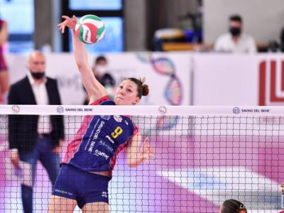 Volley femminile, serie A1 playoff. Scattano le semifinali al meglio delle tre gare: Scandicci ci prova con Conegliano