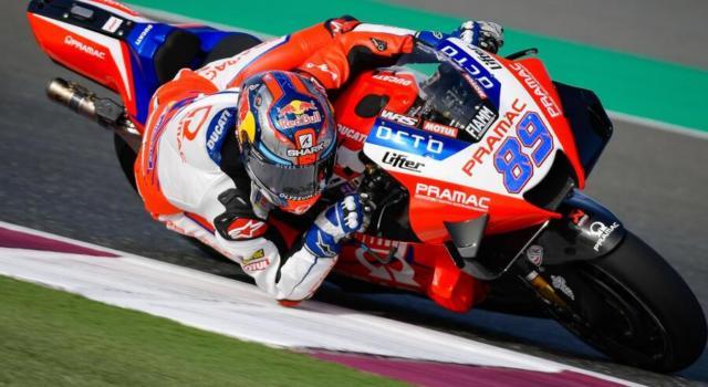 MotoGP, Jorge Martin in pole nel GP di Doha alla seconda gara! Penultimo Valentino Rossi