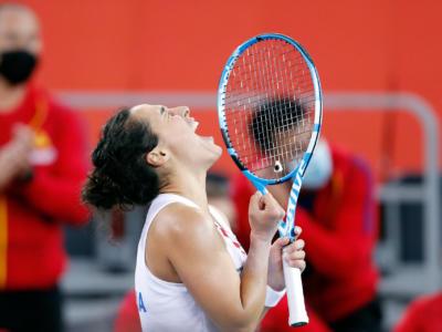 """Tennis, Martina Trevisan: """"Ho vissuto momenti difficili dentro e fuori dal campo. Il tennis mi ha cambiato la vita"""""""