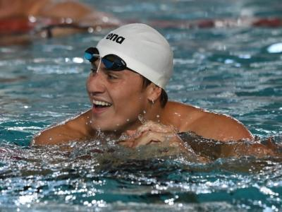 """Nuoto, Nicolò Martinenghi: """"È stata una prova di maturità agonistica, queste sono le sensazioni che voglio"""""""