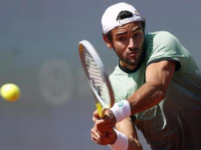 ATP Belgrado 2021, Matteo Berrettini e Novak Djokovic in semifinale, Mager cede a Karatsev