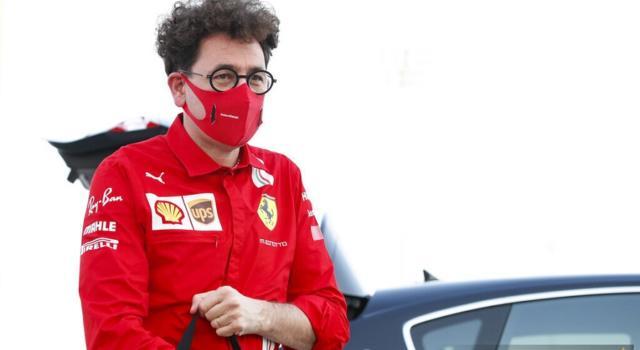 """F1, Mattia Binotto: """"Ci mancano 20 cavalli: si sono visti, ma ci stiamo lavorando. Risultato discreto"""""""