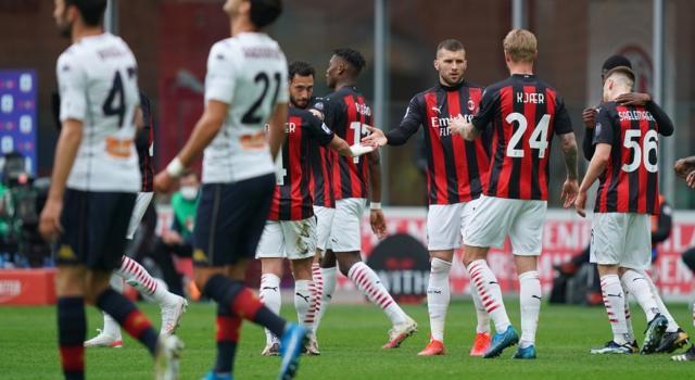 VIDEO Milan-Genoa 2-1: highlights e sintesi. Un autogol di Scamacca decide la sfida di San Siro