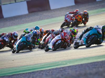 LIVE Moto3, GP Doha 2021 in DIRETTA: Jaume Masià firma la pole-position, sesto tempo per Andrea Migno