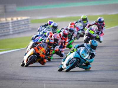LIVE Moto3, GP Doha 2021 in DIRETTA: Binder svetta nella FP2, Fenati il migliore degli italiani con il decimo tempo