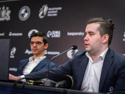 Scacchi: chi è Ian Nepomniachtchi, il russo che sfiderà Magnus Carlsen per il titolo mondiale 2021