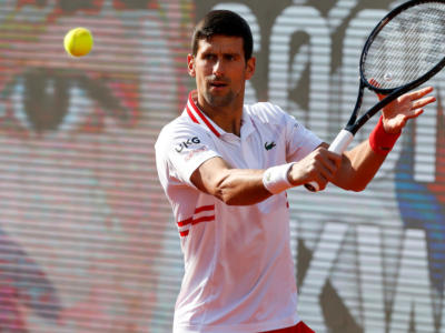 """ATP Belgrado 2021, Novak Djokovic: """"Bello giocare davanti a famiglia e amici. Lumaca col mio nome? Forse è un messaggio…"""""""