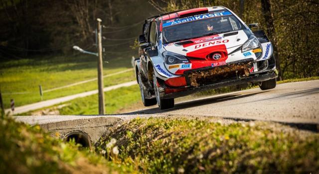 Rally Portogallo, prima sfida sulla terra tra Toyota e Hyundai