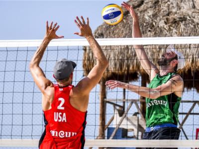 Beach volley, World Tour 2021 Cancun1. Lupo/Nicolai agli ottavi. Impresa Windisch/Cottafava: sono ai sedicesimi come Rossi/Carambula