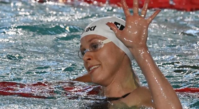 """Nuoto, Federica Pellegrini: """"Il vaccino faciliterebbe tutto. Mai così veloce, devo lavorare sul ritorno"""""""