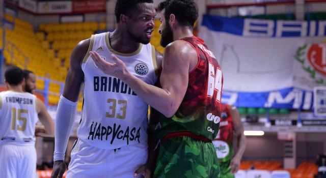 Basket, Champions League 2021: Brindisi, con il Pinar Karsiyaka un match da dentro o fuori