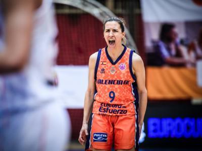 Basket femminile, sarà Reyer Venezia-Valencia la finale di EuroCup 2021