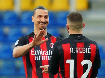 VIDEO Parma-Milan 1-3: highlights e sintesi. Rebic, Kessié e Leao decidono la sfida del Tardini, Ibrahimovic espulso