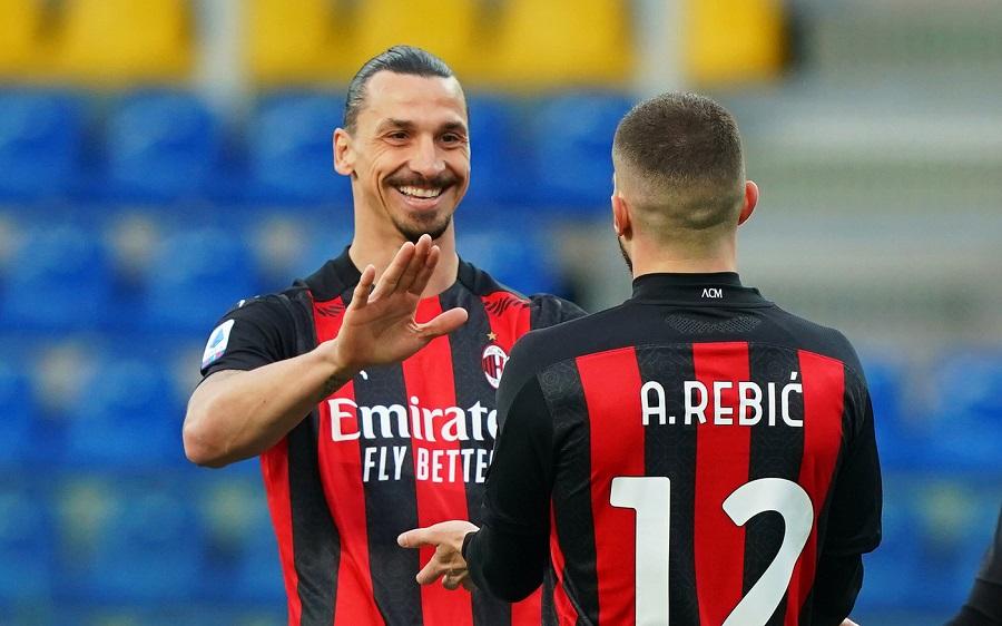 VIDEO Parma Milan 1 3: highlights e sintesi. Rebic, Kessié e Leao decidono la sfida del Tardini, Ibrahimovic espulso