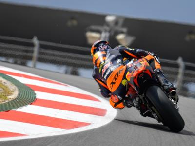Moto2, Remy Gardner fa sua la pole del GP di Catalogna davanti a Fernandez, 5° Di Giannantonio, 10° Bezzecchi