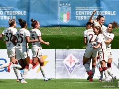 Calcio femminile, Serie A 2021: vittoria della Roma in trasferta a Firenze, Empoli e Inter a segno contro Florentia e Pink Bari