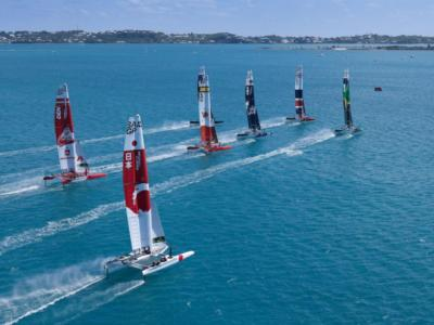 SailGP oggi: orario, tv, programma, streaming. James Spithill sfida Ainslie e Burling!