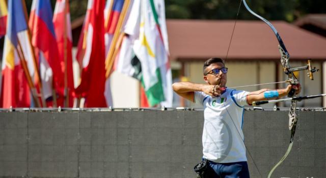 Tiro con l'arco, Federico Musolesi in finale per il 3° posto al Grand Prix di Antalya. Out prima dei quarti gli altri italiani