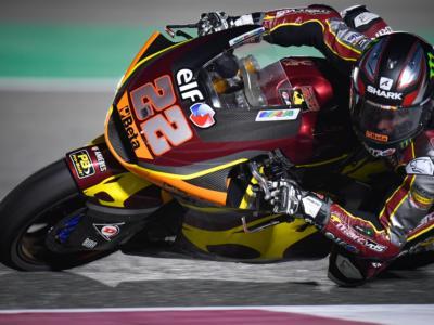Moto2, Sam Lowes domina la FP2 del GP di Spagna davanti a Remy Gardner, mentre Marco Bezzecchi è solo 9°