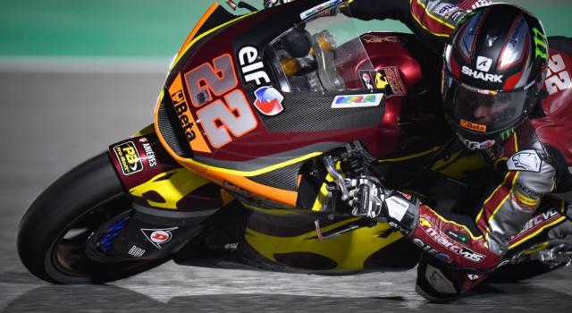 Moto2, Sam Lowes si prende la seconda pole consecutiva a Losail. 3° Bezzecchi, terza fila per Di Giannantonio